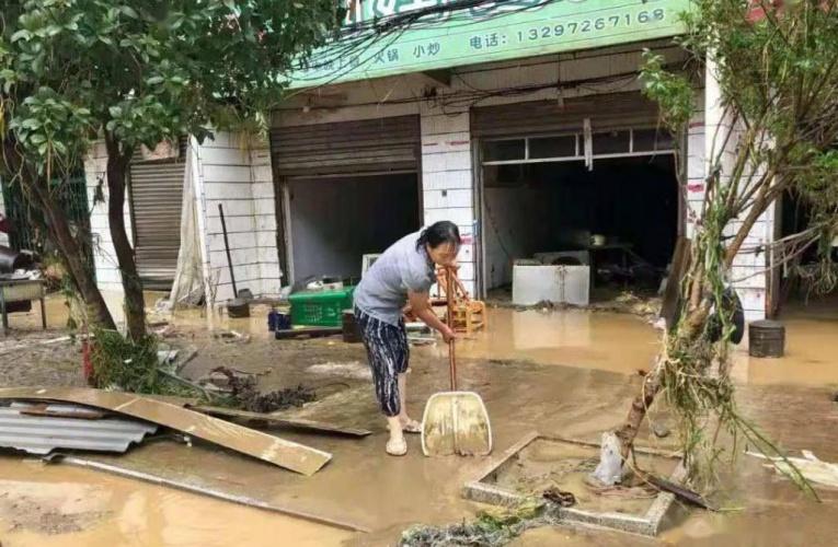 暴雨突袭湖北:一家五口遇难,女主人怀孕8个月