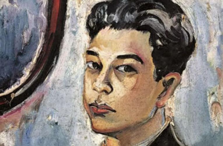他是最早在西方成名的华人,死后作品一幅700万