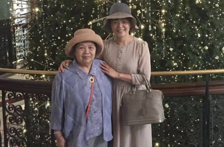 """""""疫情下的跨国亲情征文""""第七篇: 母亲用一己之力拉近了与我们的距离…"""