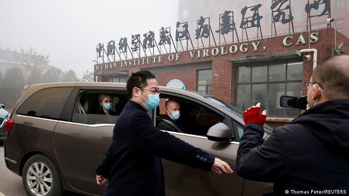 微信热文:请问武汉病毒研究所,你是能未卜先知吗?
