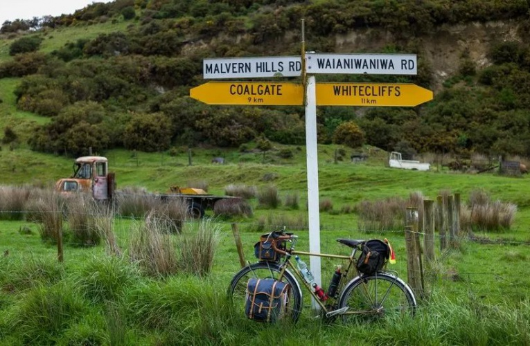 全球疫情肆虐,我在世外桃源新西兰南岛腹地骑行记(第2天)