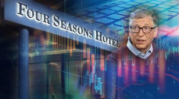 """盖茨突然出手:143亿大举""""抄底""""酒店 什么信号?"""
