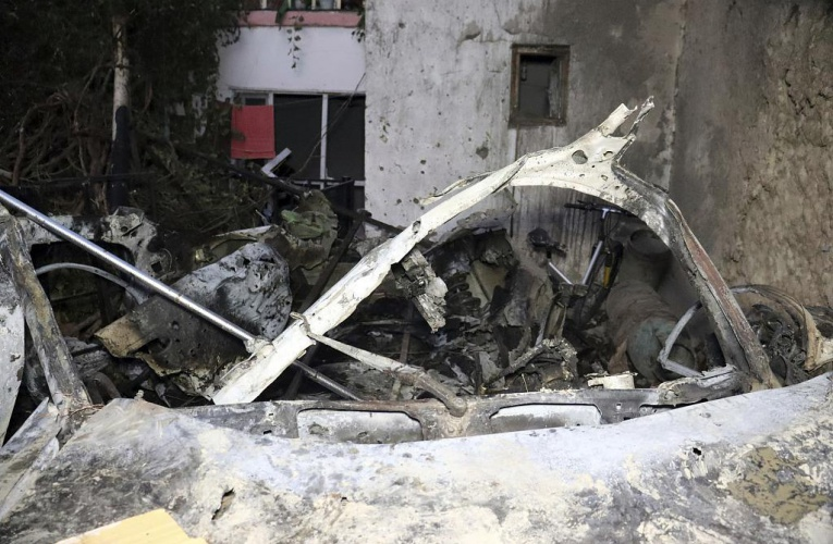 美军承认在阿富汗空袭中误杀10名平民