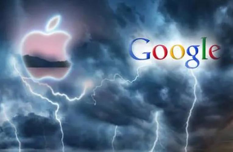 苹果税、谷歌税面临全球围剿:市值蒸发5400亿
