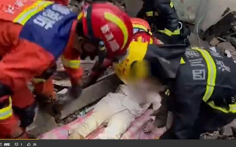 四川泸县6.0强震:已知2死53伤 逾百间房屋毁损