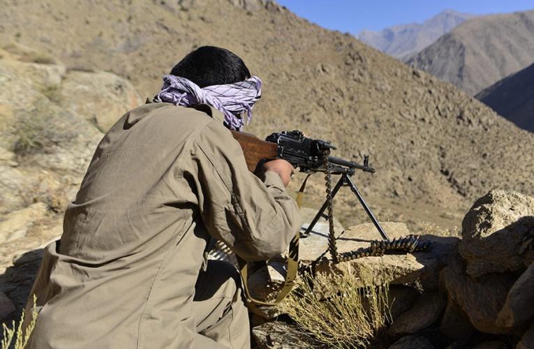 消灭450名塔利班 谈判破裂 民族抵抗组织拒绝交出武器