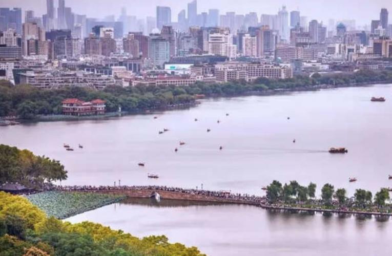 官场地震 经济降速 阿里被罚 杭州正为过去错误买单