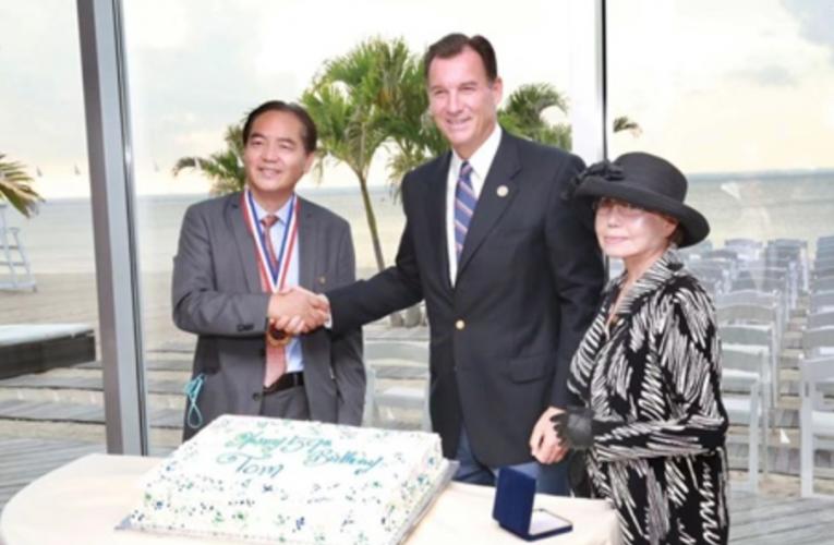 世界和谐基金会荣获世界和平奖