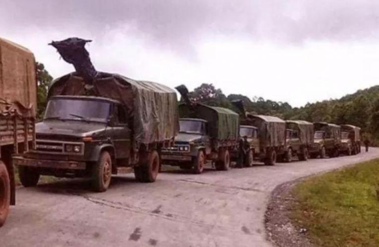 缅甸激战第一天:袭击者扔下炸弹就跑