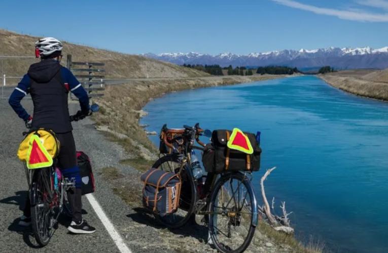 全球疫情肆虐,我在世外桃源新西兰南岛腹地骑行记(第8天)