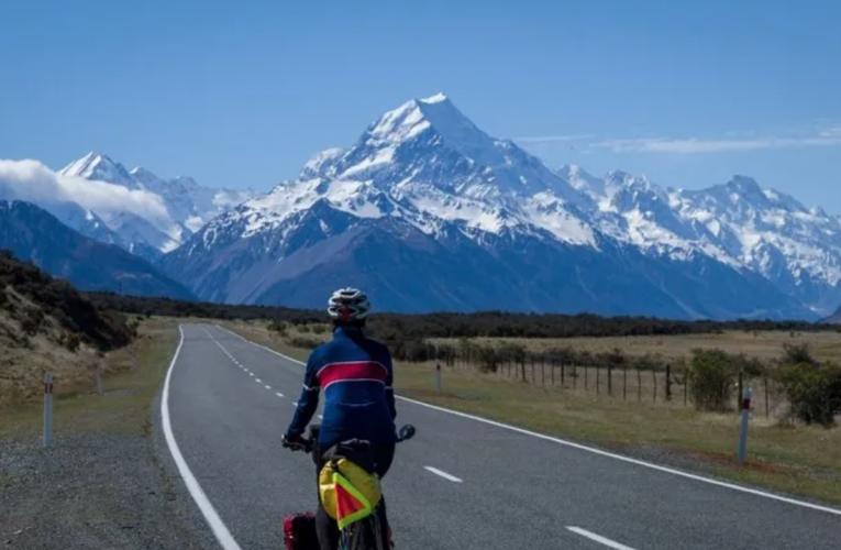 全球疫情肆虐,我在世外桃源新西兰南岛腹地骑行记(第9天)