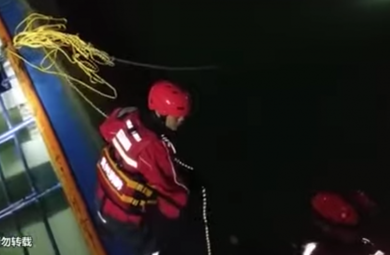 贵州六盘水客轮侧翻:8人死亡,仍有7人失联(图/视频)