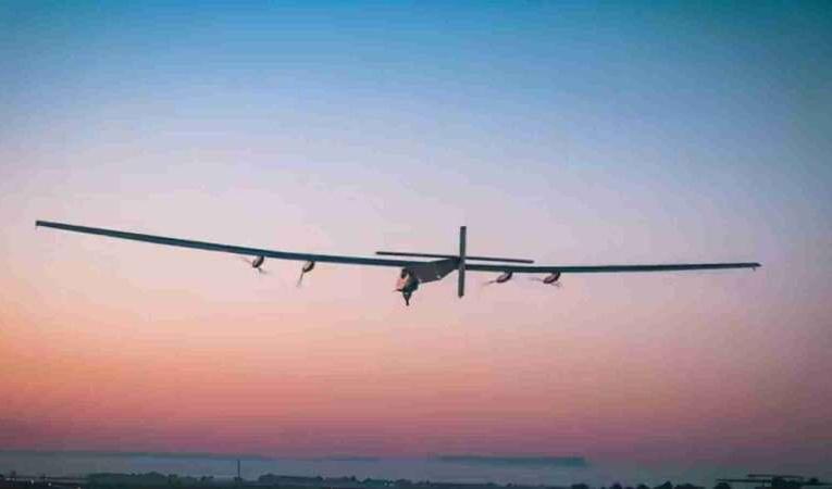 美军研连飞90天太阳能无人机 可连续跟踪中国军舰
