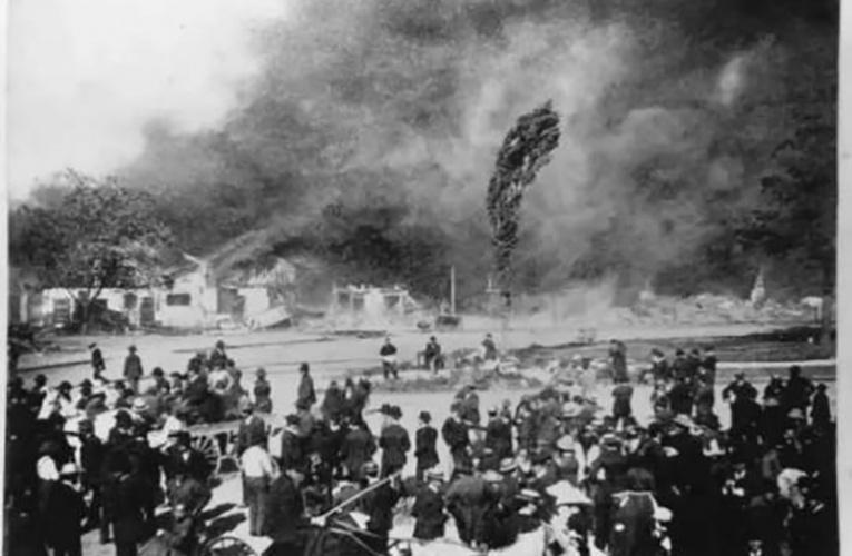 """迟到100年,美国这一城市终于为""""排华""""道歉!"""