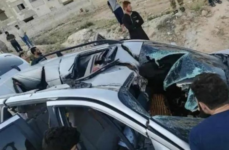 美军刀片导弹再发威 精准切碎车辆 车上人员全被歼