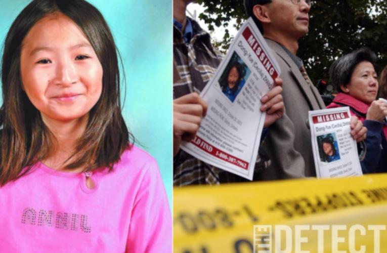 9岁华人女孩遭杀害,曝尸荒野161天才被发现…