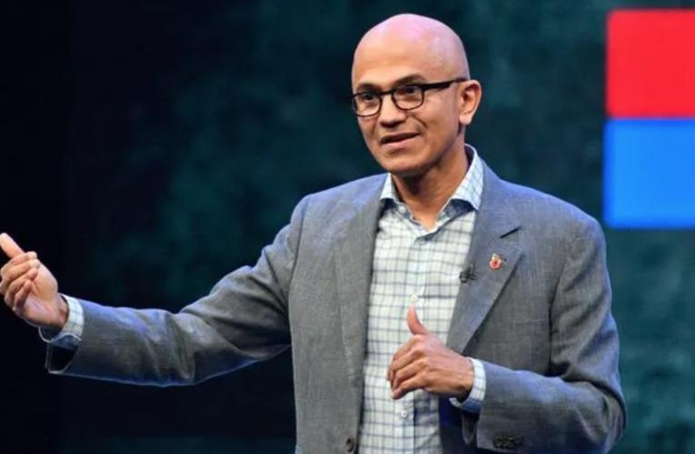 这个印度人成为CEO后,微软的市值开始直逼苹果