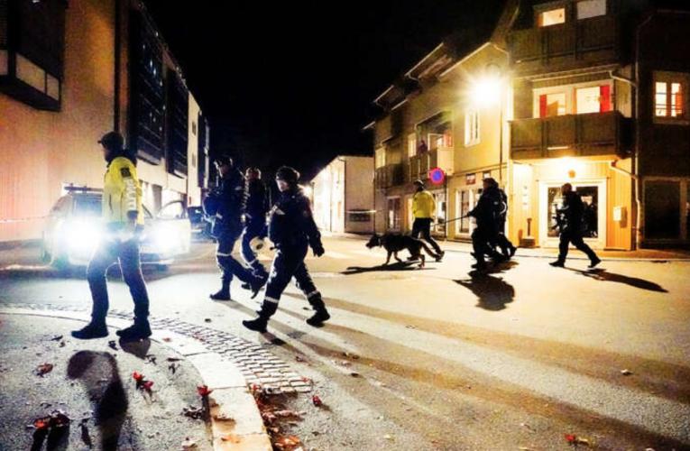 恐攻?挪威「丹麦弓箭手」无差别杀人事件,5死